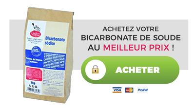 Acheter du bicarbonate de soude