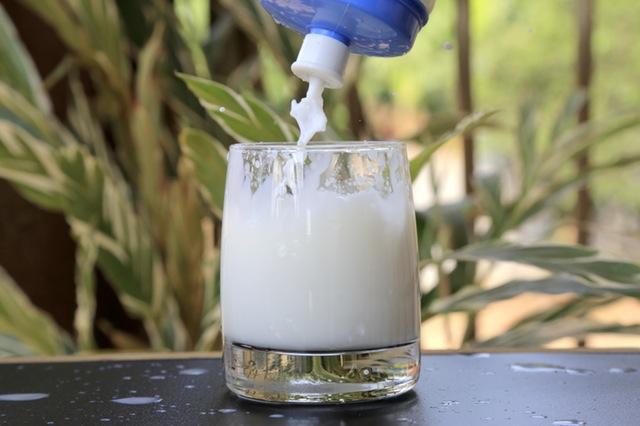 melange bicarbonate