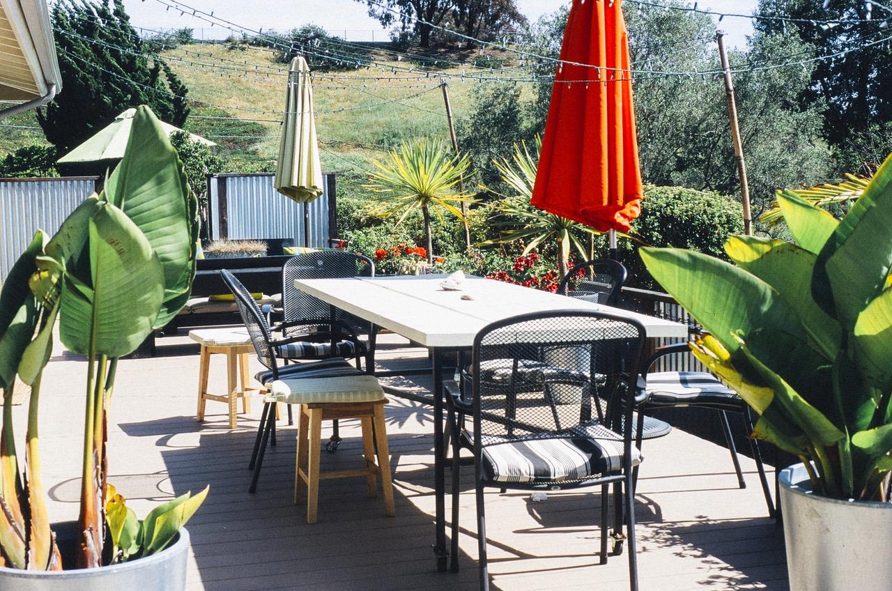 Bicarbonate pour nettoyer la terrasse