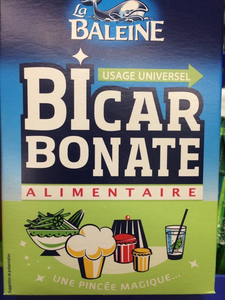 Bicarbonate et vinaigre